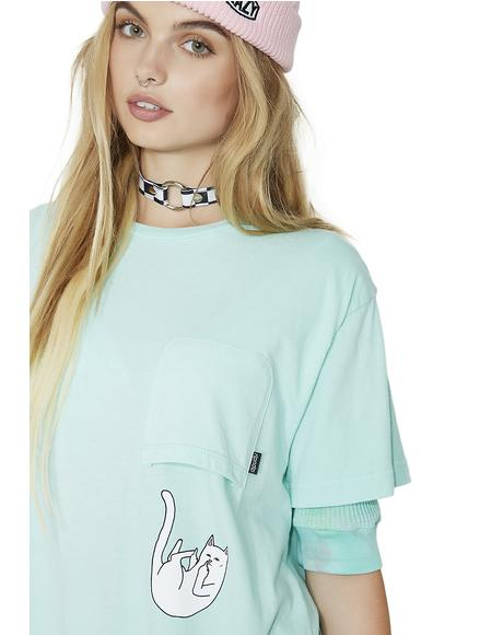 Mint Falling For Lord Nermal Tee