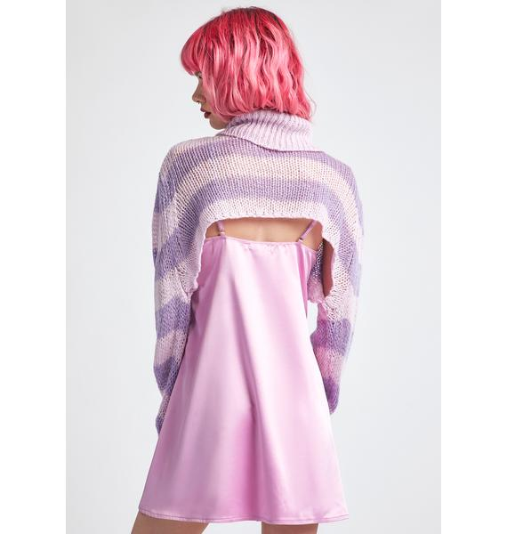 dELiA*s by Dolls Kill Kicked Out Of Class Shrug Sweater