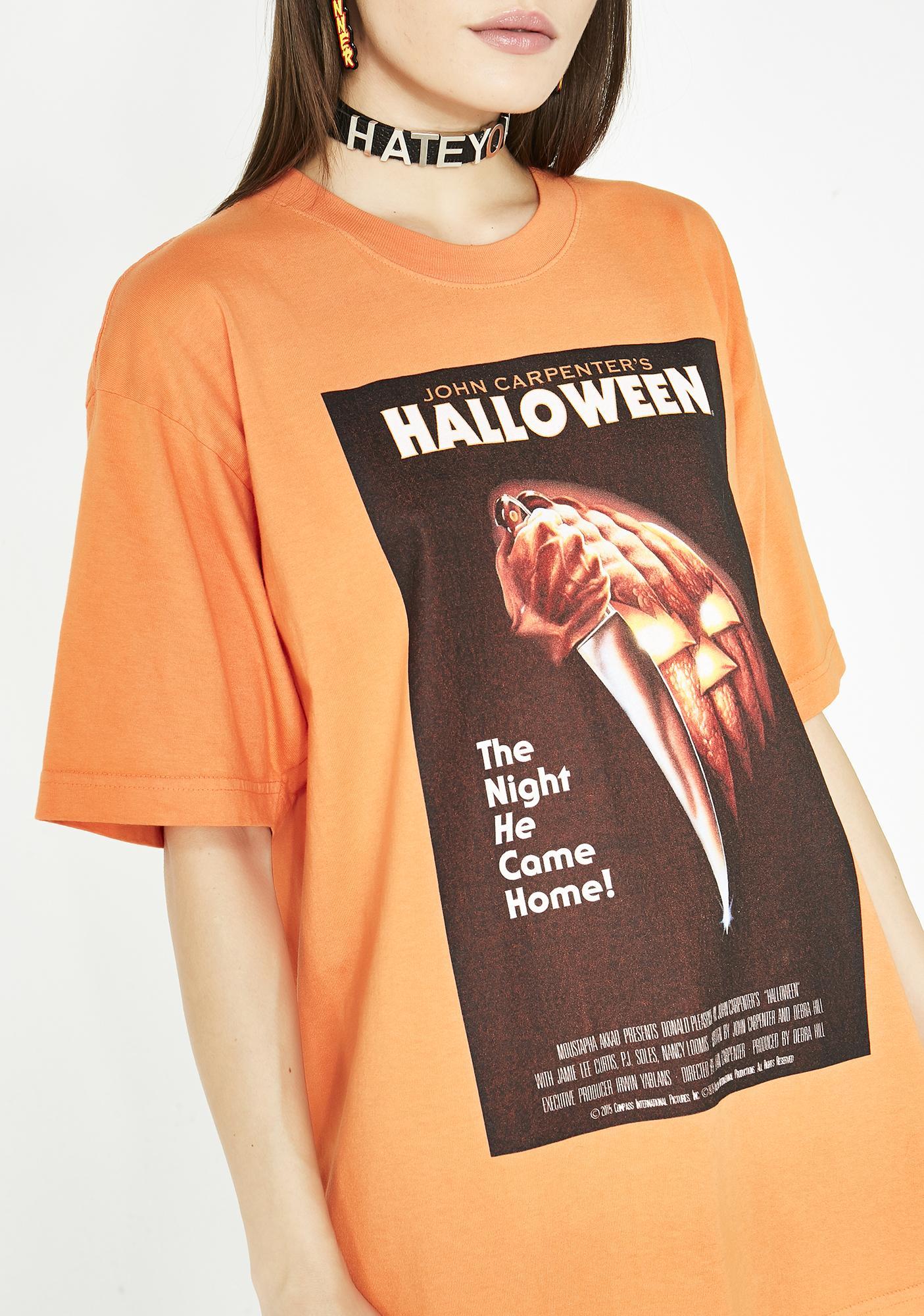 Dumbgood Halloween Poster Graphic Tee