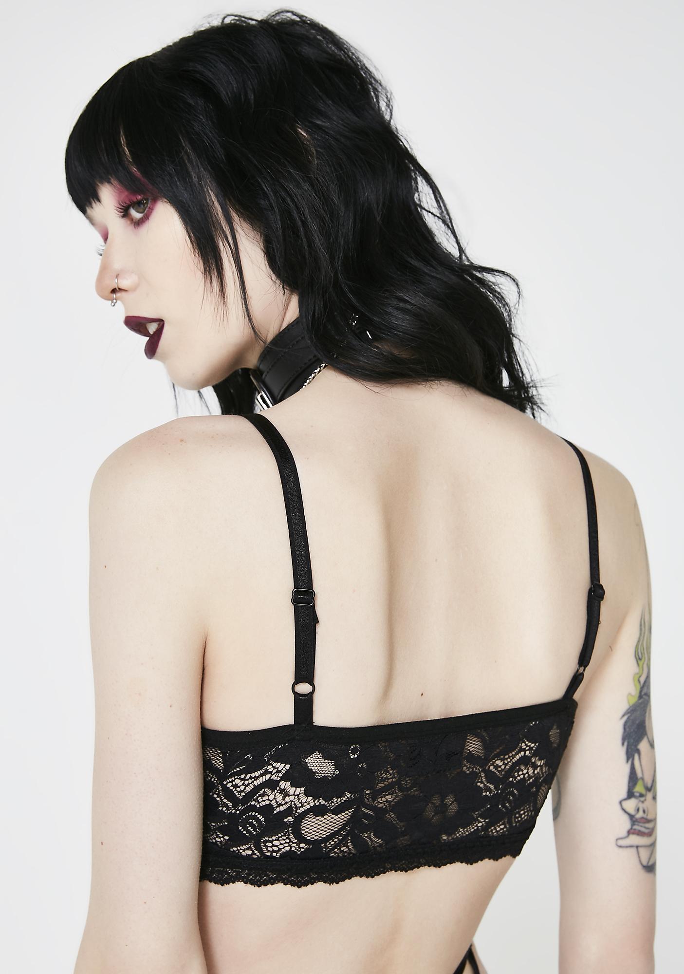 Killstar Noctra Lace-delic Bralette