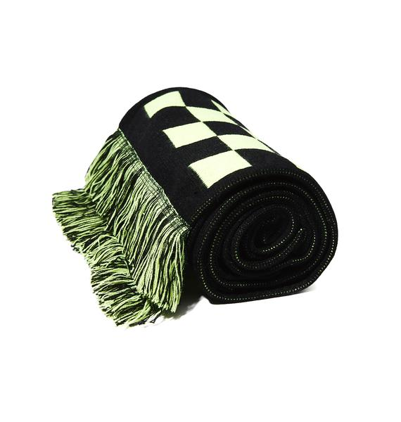 Jaded London Toxic Rave Scarf
