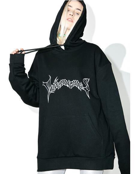 Death Metal Hoodie