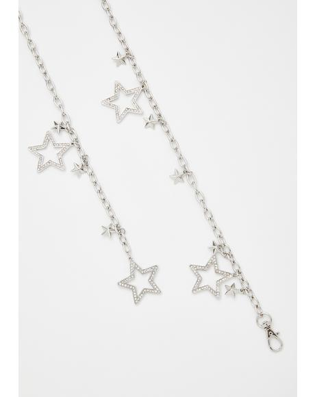 Kiss The Stars Chain Belt