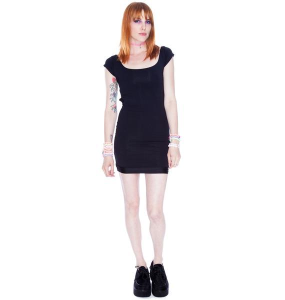 Quontum Multi Shine Strappy Dress