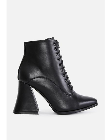 Breaking Curfew Ankle Boots