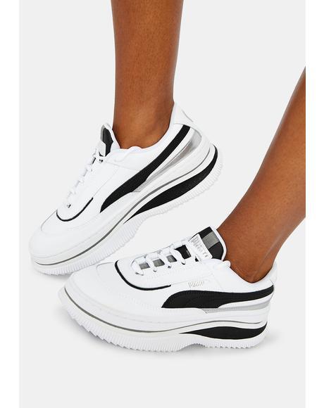 Deva Mono Pop Platform Sneakers