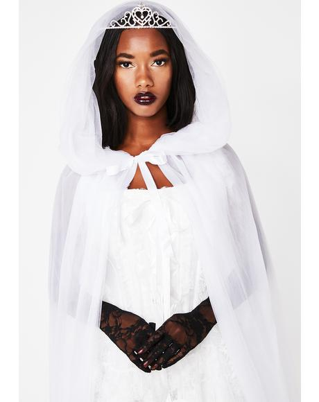Ghost Stories Hooded Cape