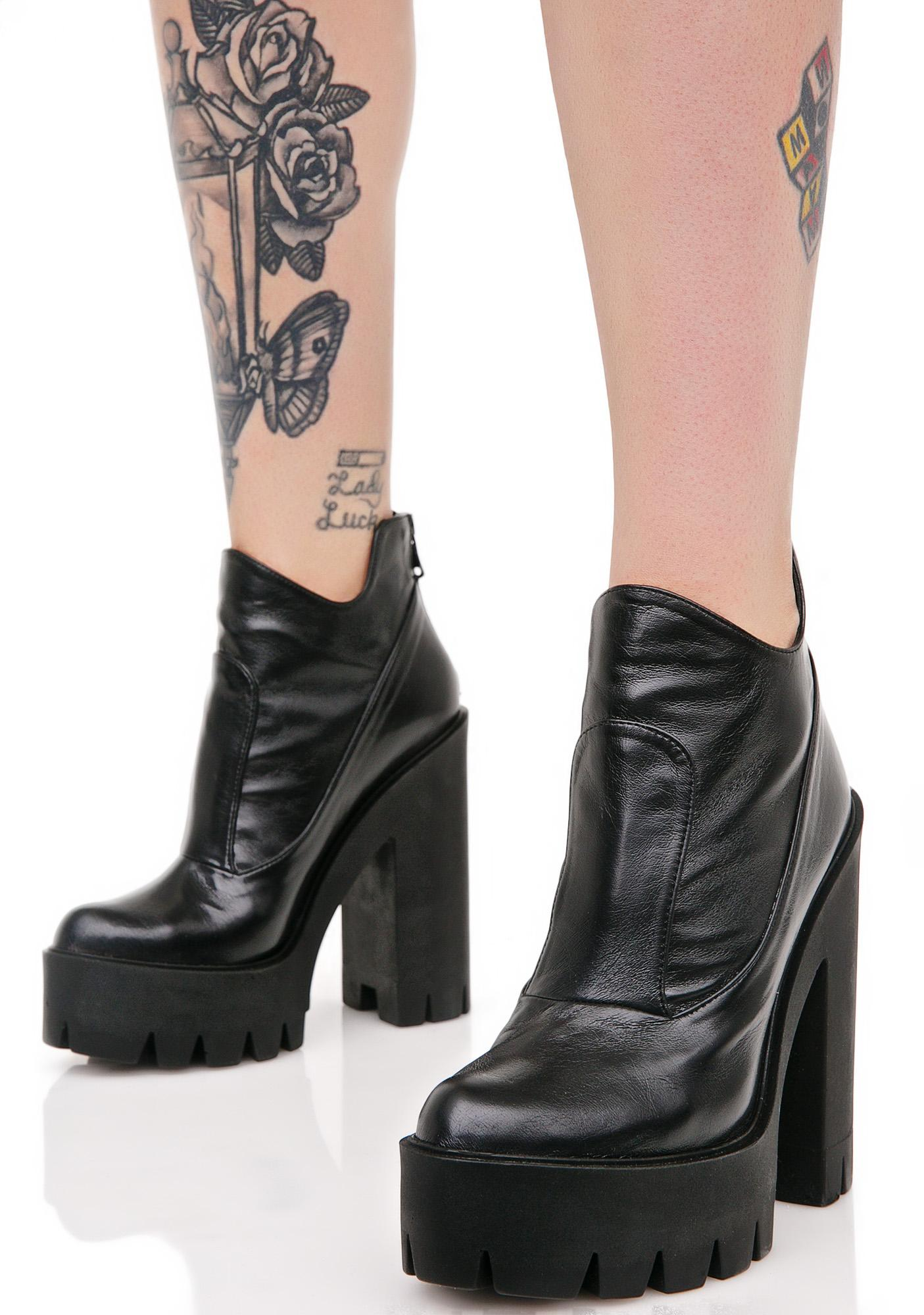 Stiù Leather Nevermind Boots