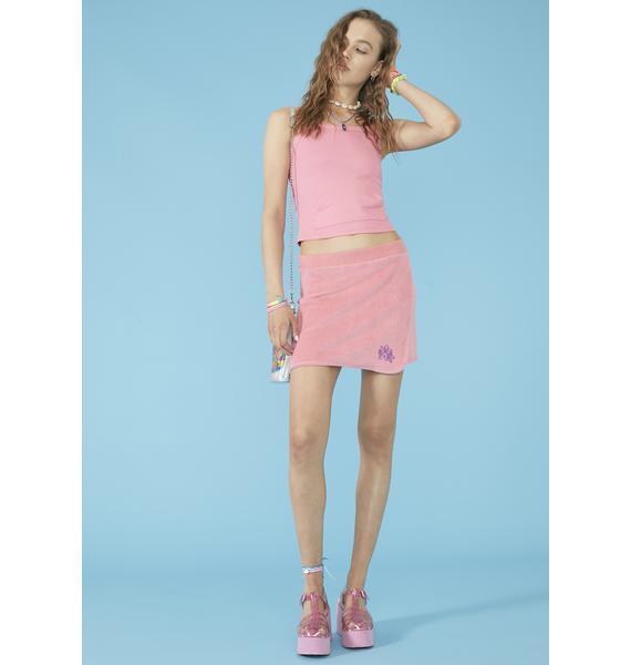 dELiA*s by Dolls Kill Hana Haze Mini Skirt