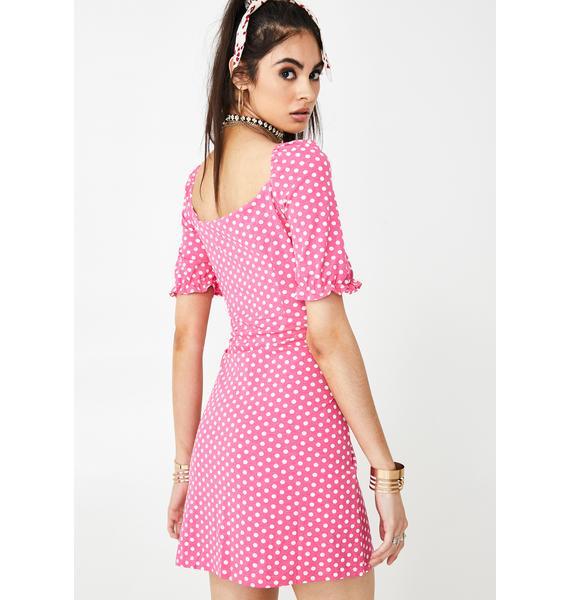 Glamorous Babe Clique Mini Dress