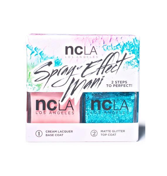 NCLA Dawn Patrol Nail Polish Set