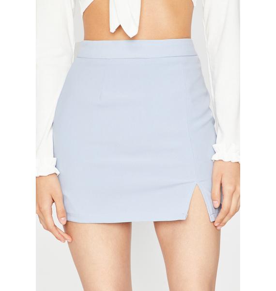 Wavy Hey Sista Mini Skirt