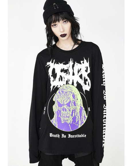 Disappear Long Sleeve T-Shirt