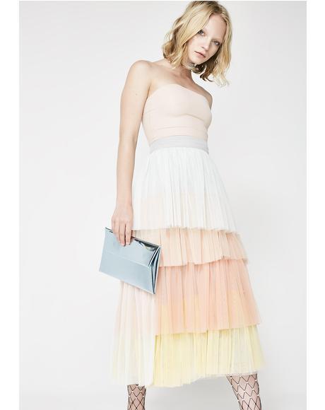 New Princess Layered Skirt