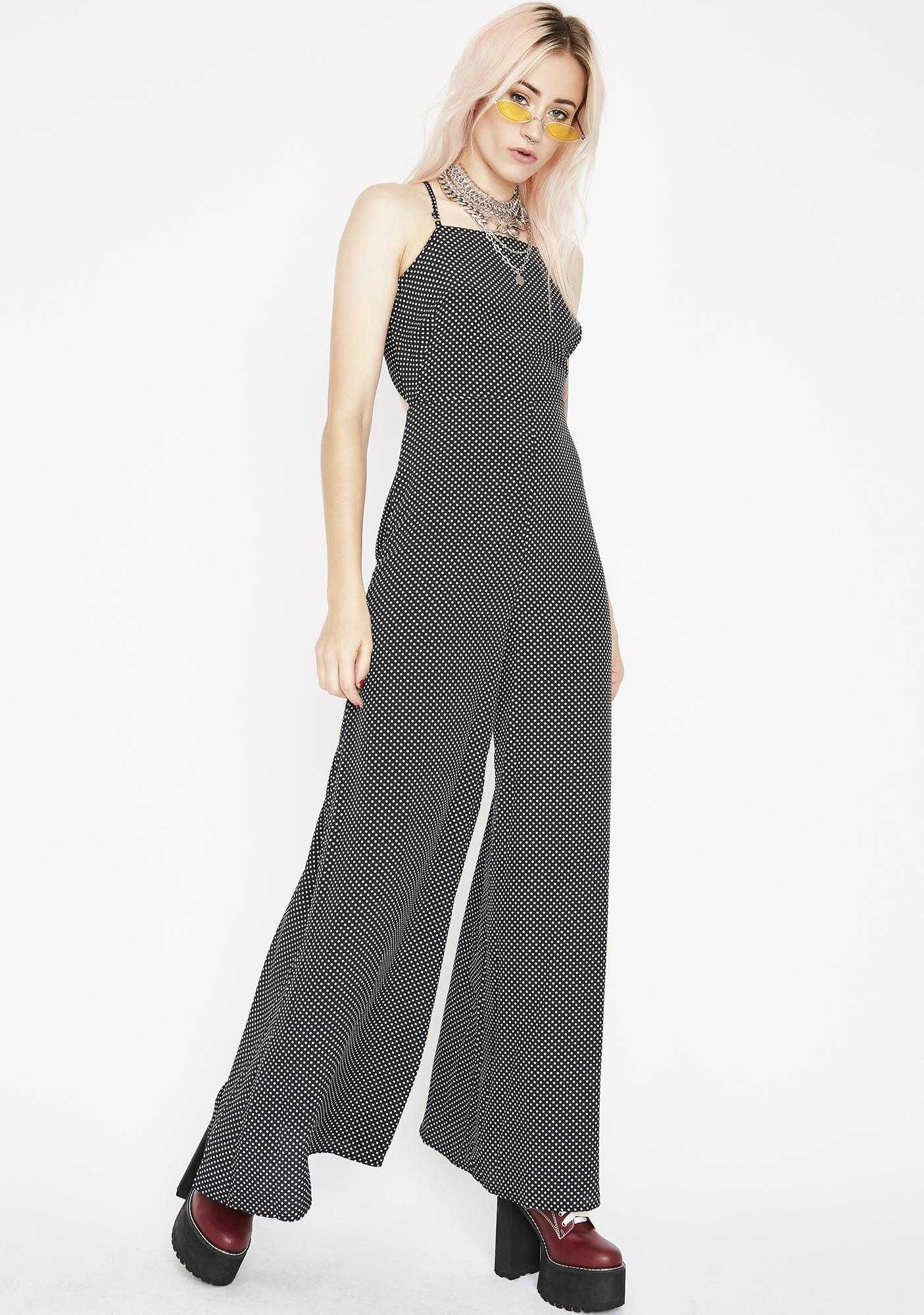 All It Takes Flowy Jumpsuit