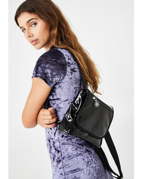 Summer To Fall Patent Backpack