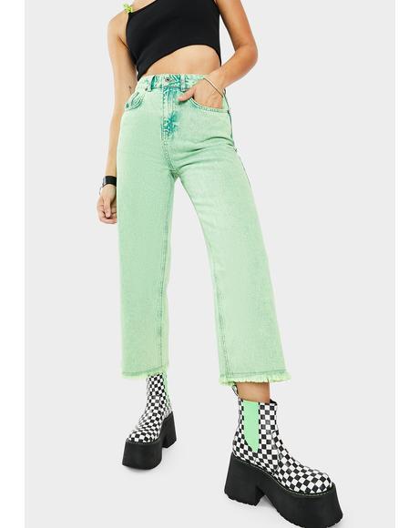 Jealous Flare Jeans