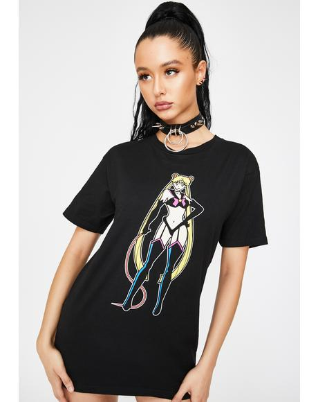 Mistress Moon Graphic Tee