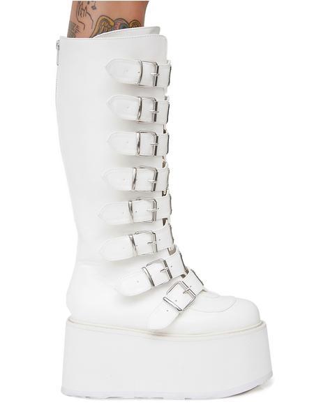 Morpheus Platform Boots