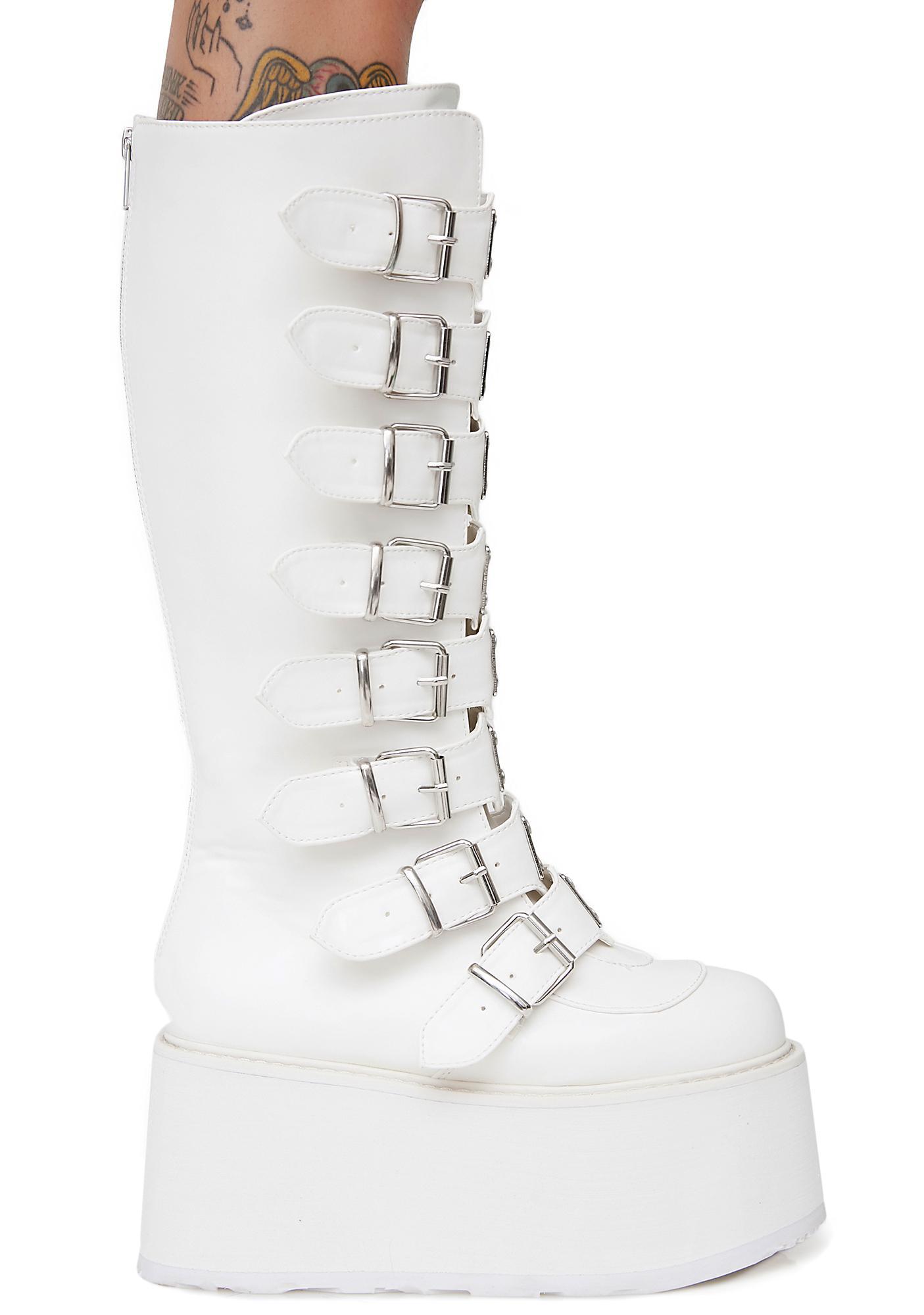Demonia Morpheus Platform Boots