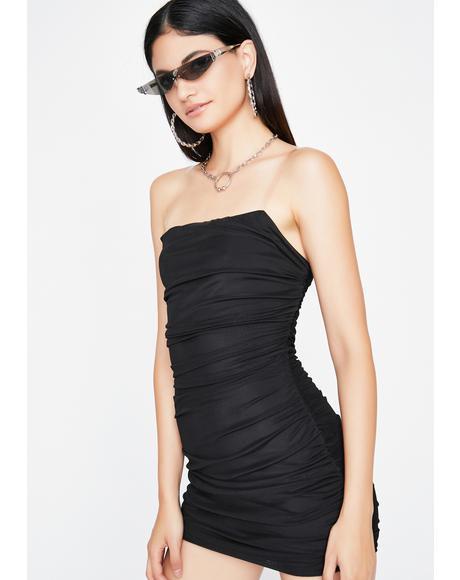 U Need Me Mini Dress