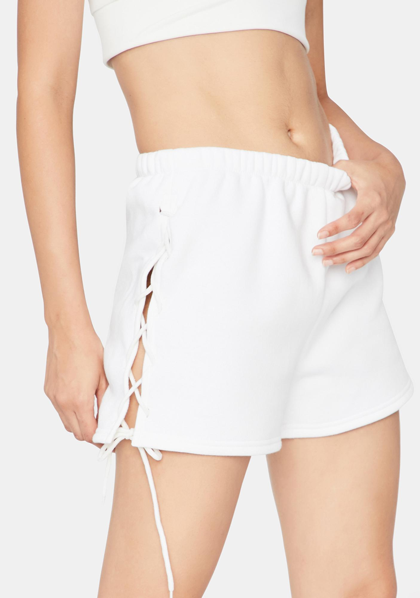 Blanc Lay It On The Line Lounge Shorts