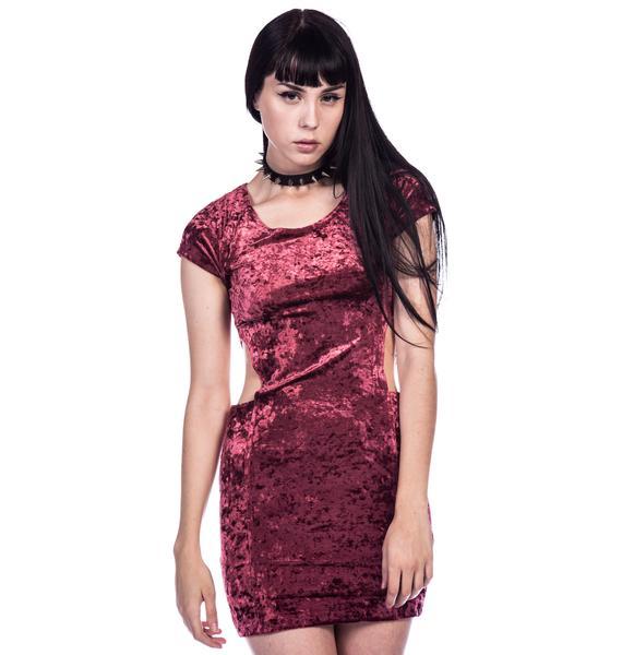Somedays Lovin In Hiding Cutout Dress