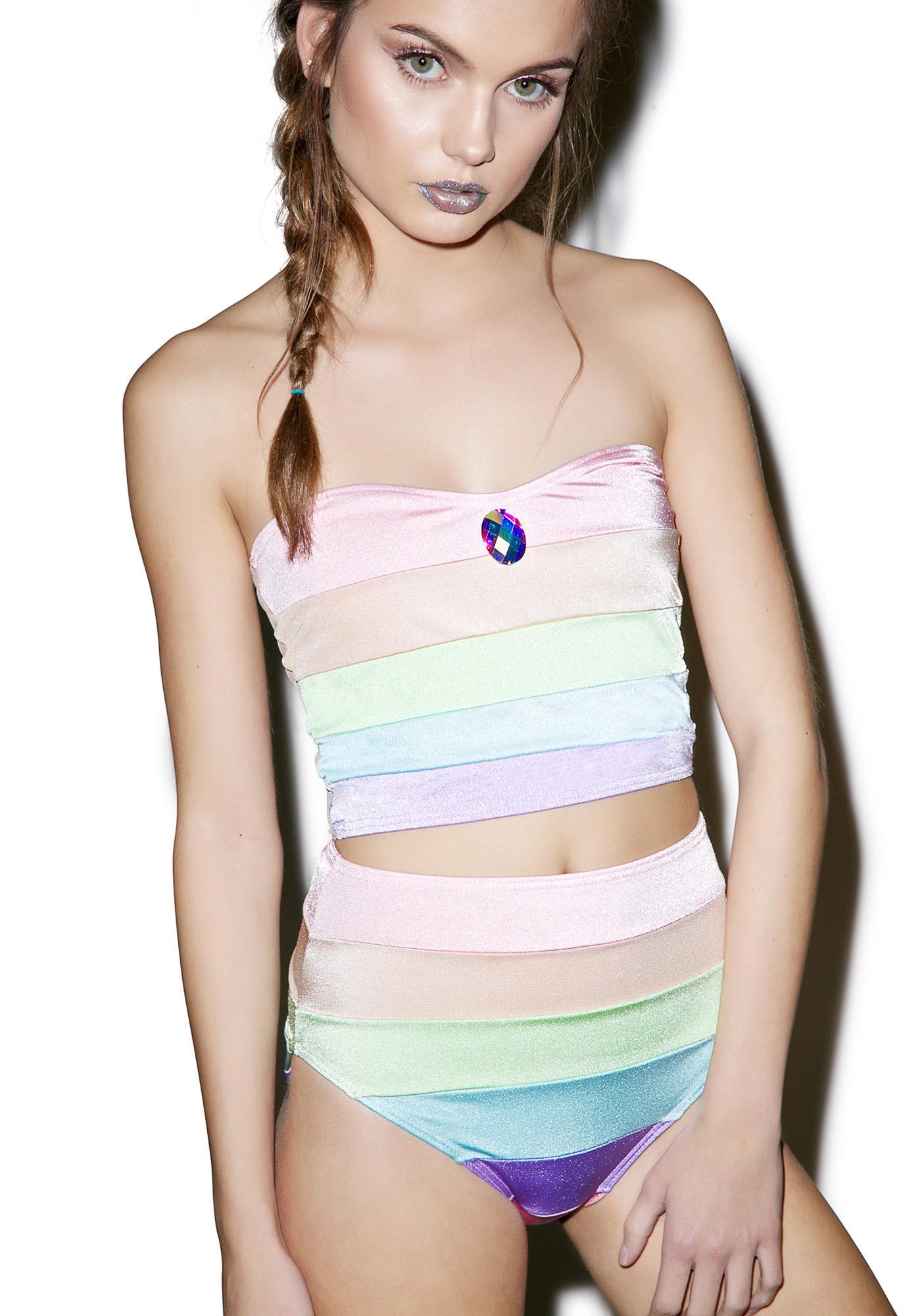 Margarita Mermaid Dream Boat Bikini Set
