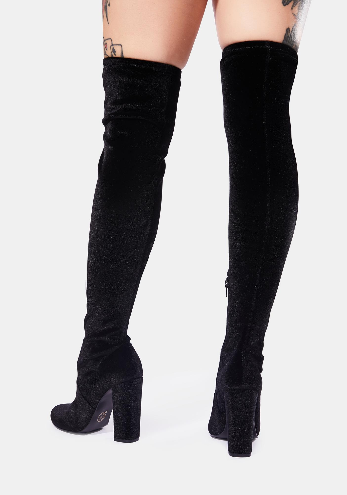 Chinese Laundry Brenda Knee High Boots