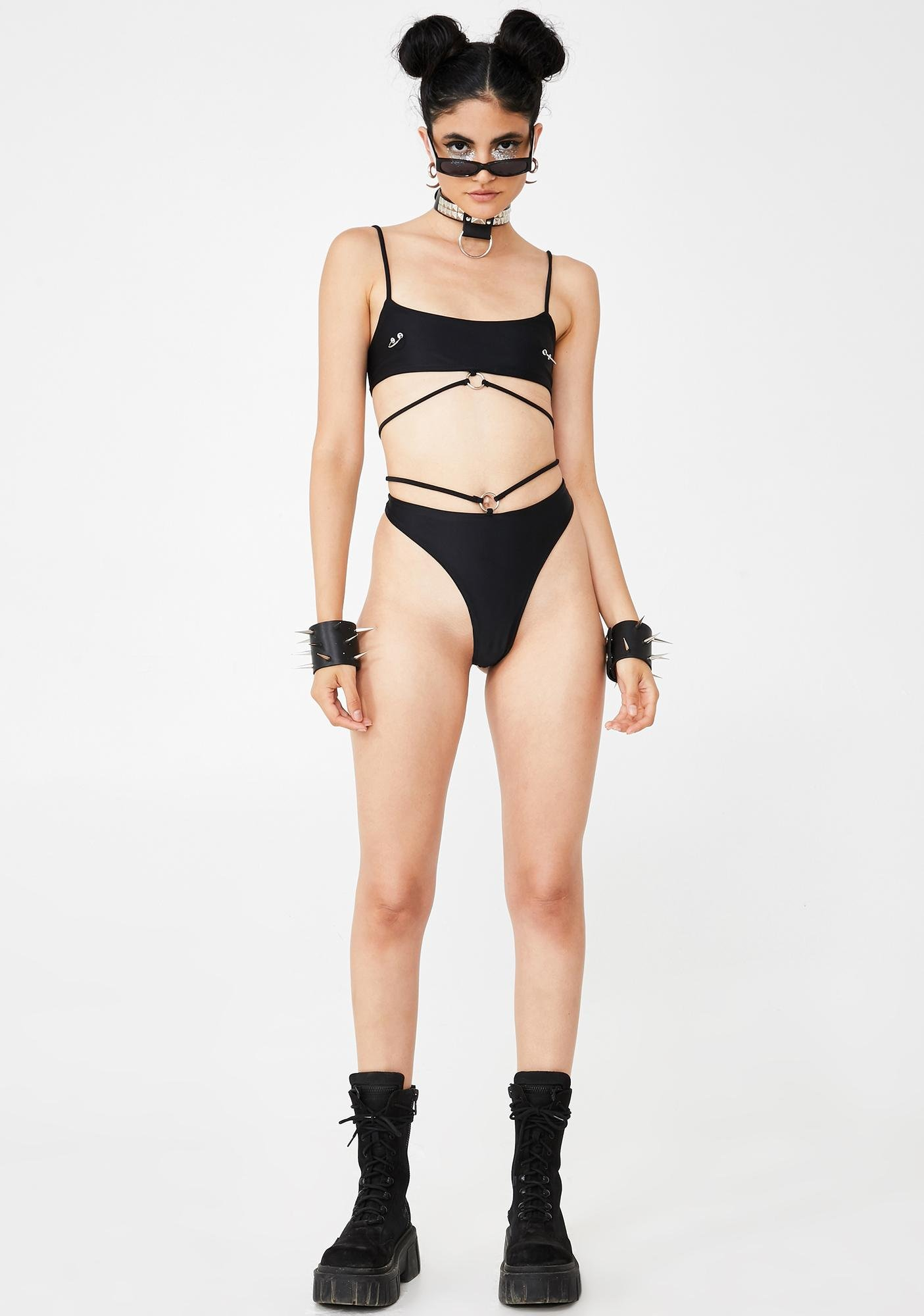 Riccetti Clothing Nip Slip Tank Top
