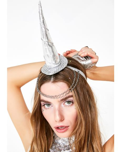 Celestial Unicorn Headpiece