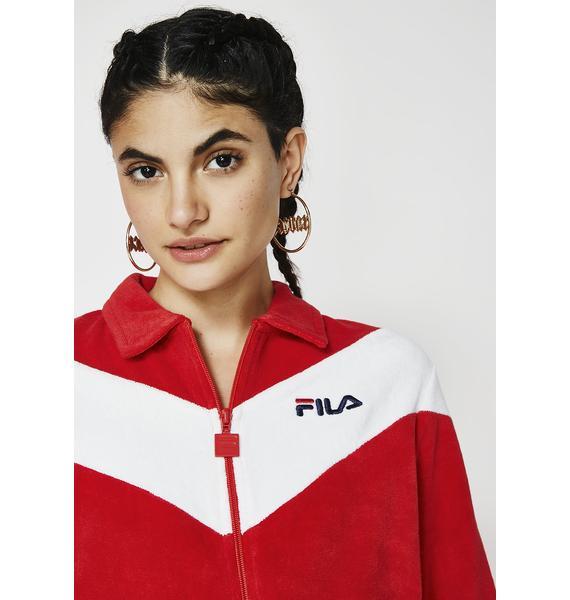 Fila Nox Track Jacket