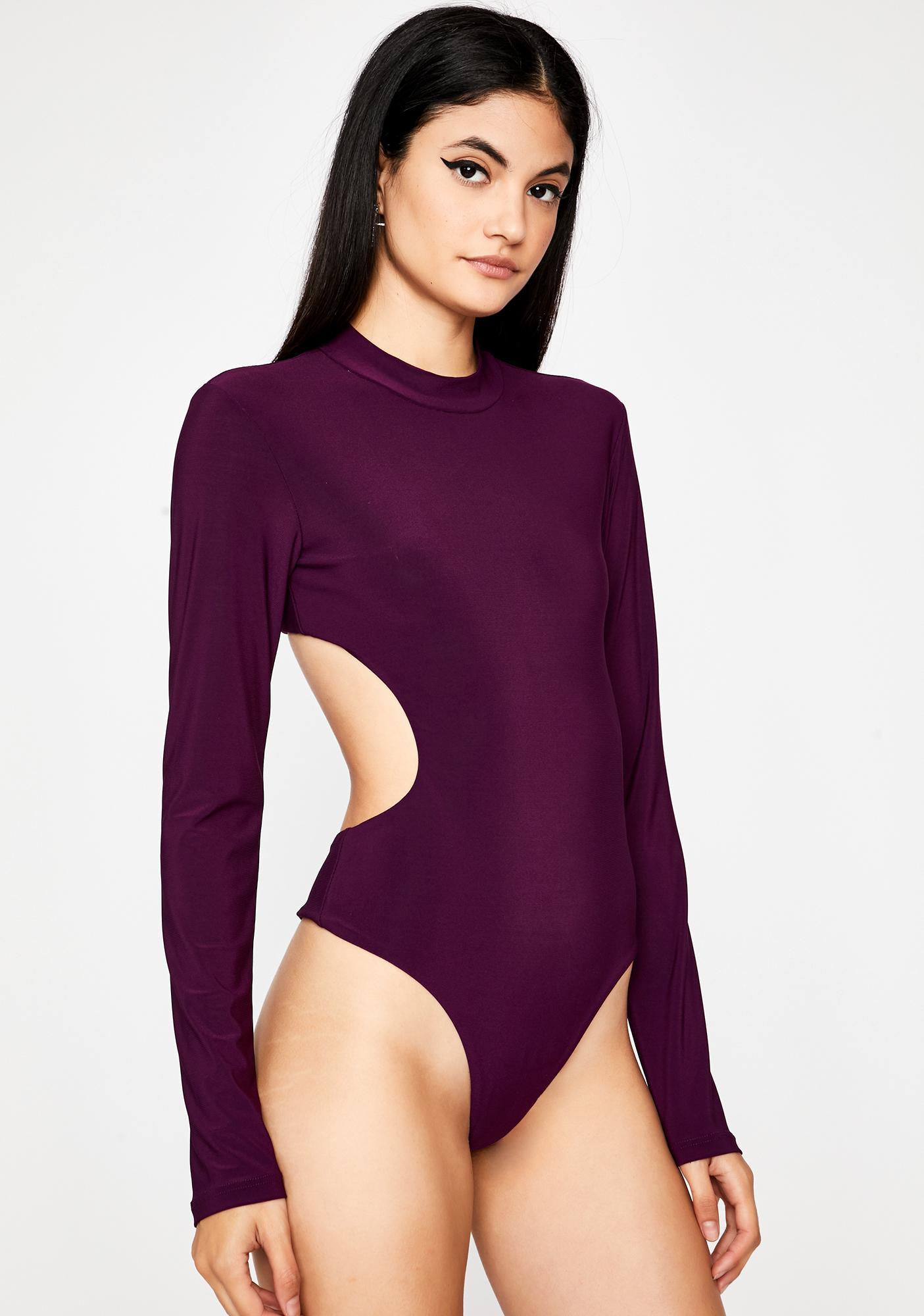 Need It Cut Out Bodysuit