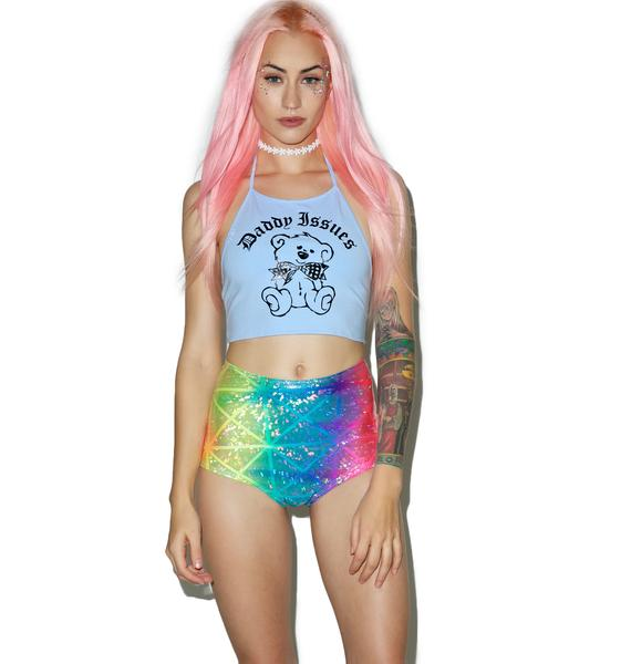 MeYouVersusLife Daddy Issues Halter