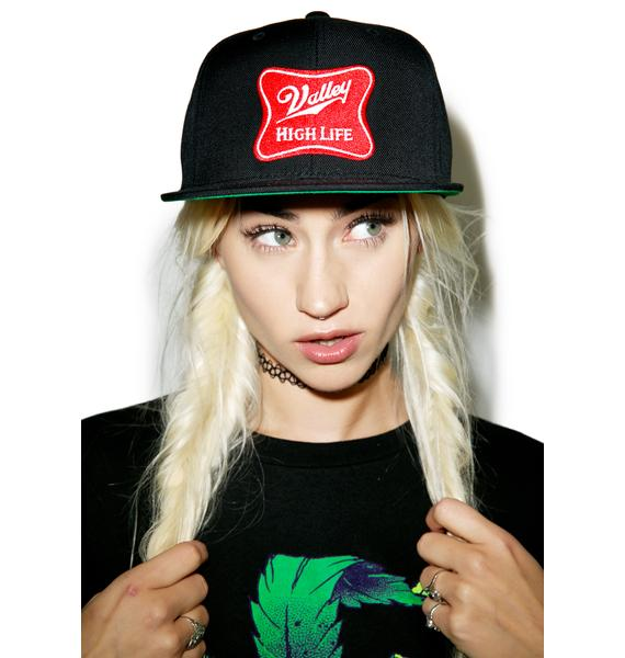 Valley High Valley High Life Snapback