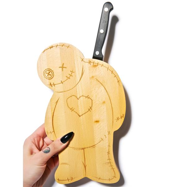 Ouch! Cutting Board