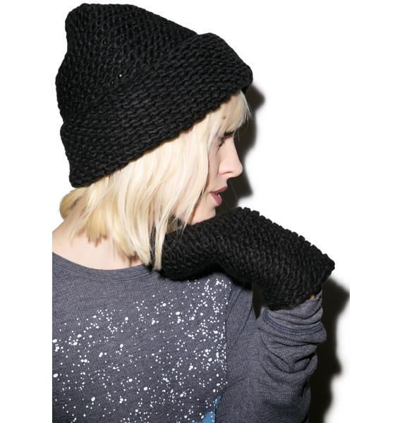 Cheap Monday Diagonal Beanie