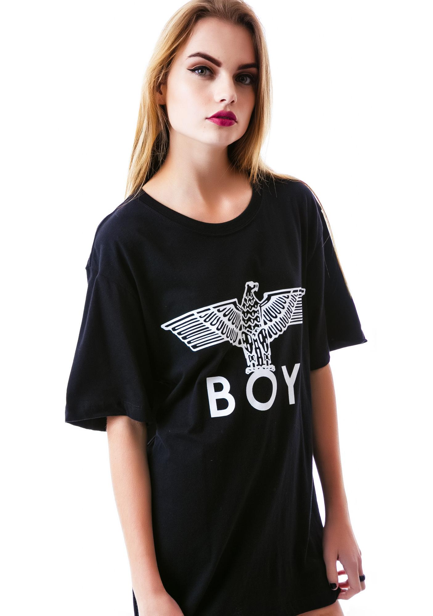 BOY London Eagle BOY Oversized Tee