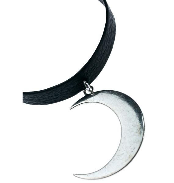 Vidakush New Moon Choker