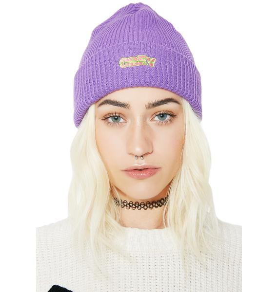 Obey Ripped Beanie