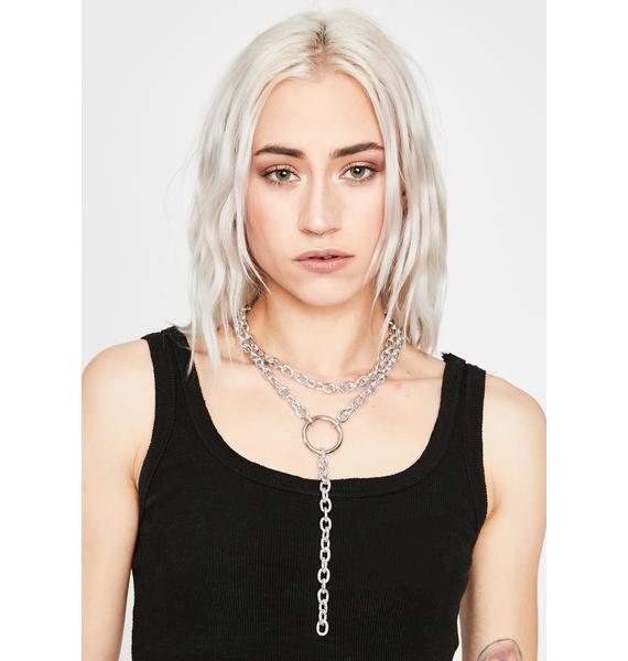 Open Opportunity Chain Necklace