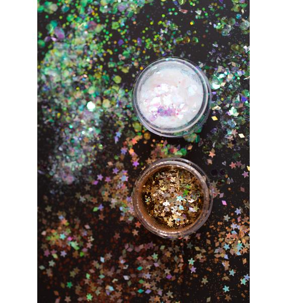 In Your Dreams Iridescent Mermaid Chunky Glitter