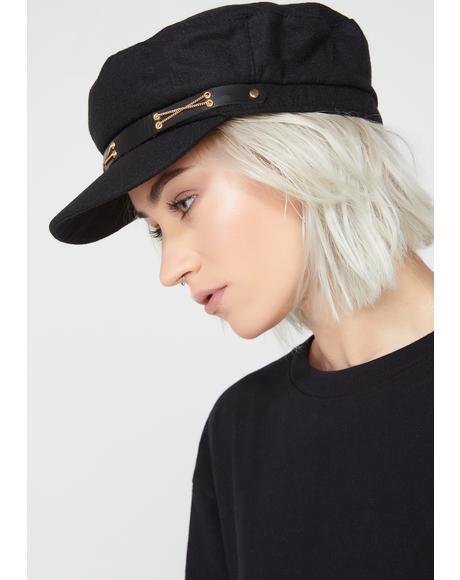 Misbehave Baker Boy Hat