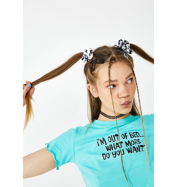 Shining Moment Metallic Hair Clips