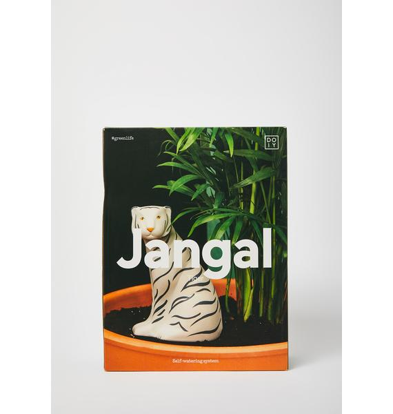 Tiger Self Watering System