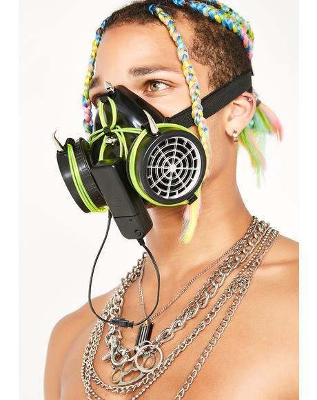Electro Luminer Respirator