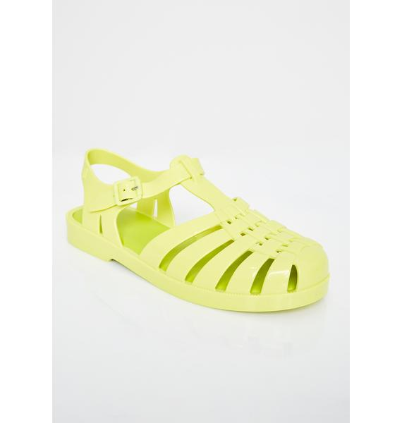 Melissa Possession Jelly Sandals