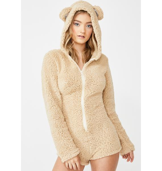 Teddy Bear Hugs Costume