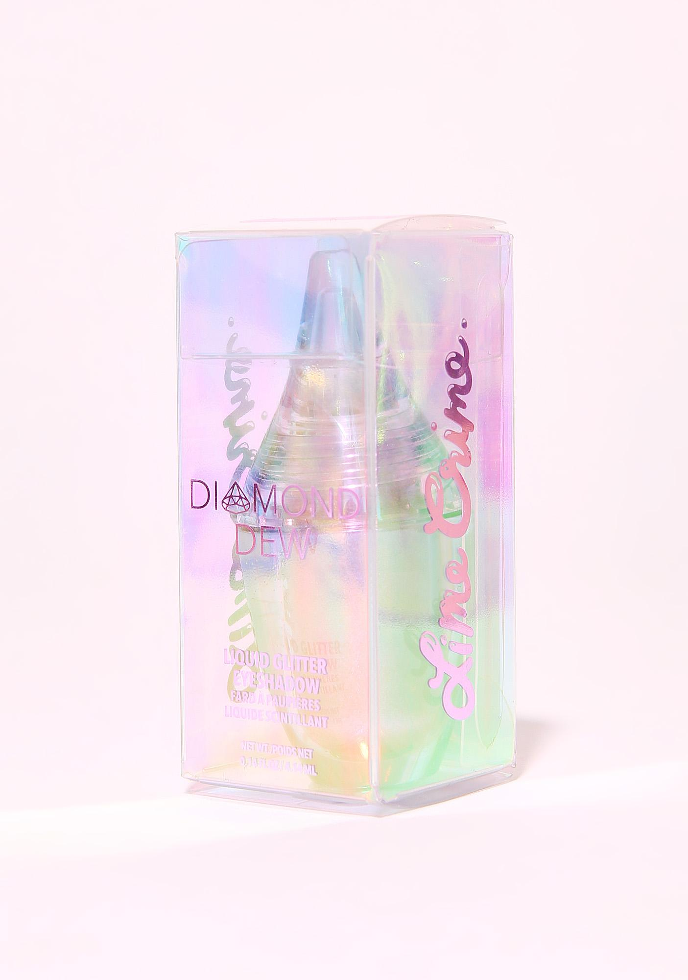 Lime Crime Aurora Diamond Dew