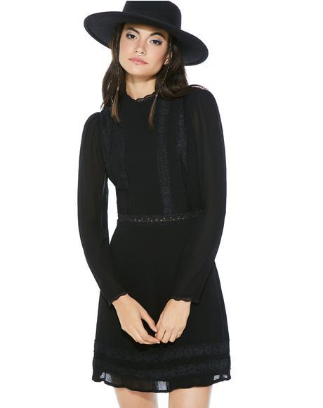 Nightingale Lace Dress